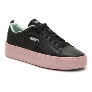 PUMA   Smash Platform Sneakers